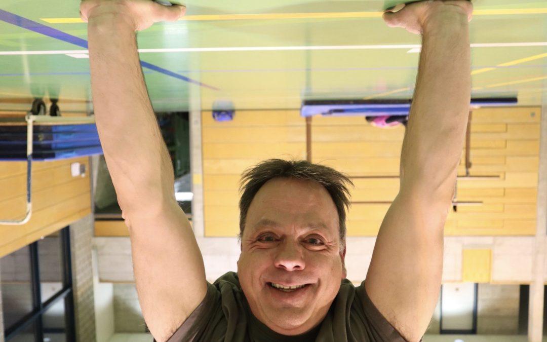 Jo Spuches: la gym lui fait tourner la tête!
